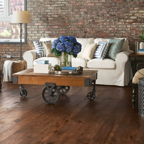 Hickory engineered hardwood | McCurleys National Flooring