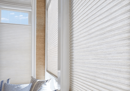 Cellular shades duette | McCurleys National Flooring